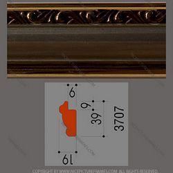 Ảnh mặt cắt Picture frames, photo frames model 3707S