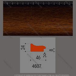 Ảnh mặt cắt Picture frames, photo frames model 4607B