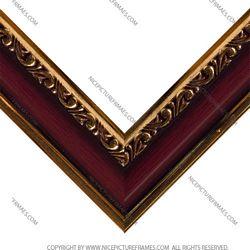 Mẫu khung tranh Picture frames, photo frames model 3707B
