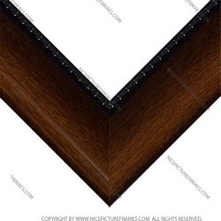 Frame profile for framing picture frames and photo frames model 4607B