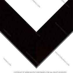 Frame profile for framing picture frames and photo frames model 5011BL